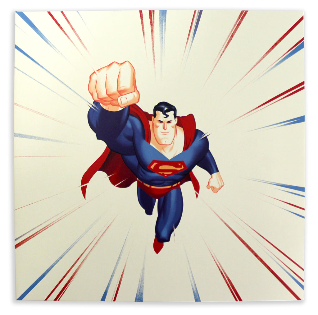 Superman: The Animated Series – Die-Cut Single
