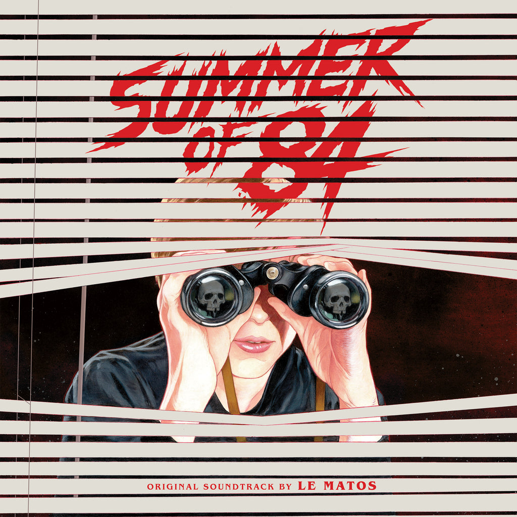 Summer Of 84 - Original Motion Picture Soundtrack 2XLP
