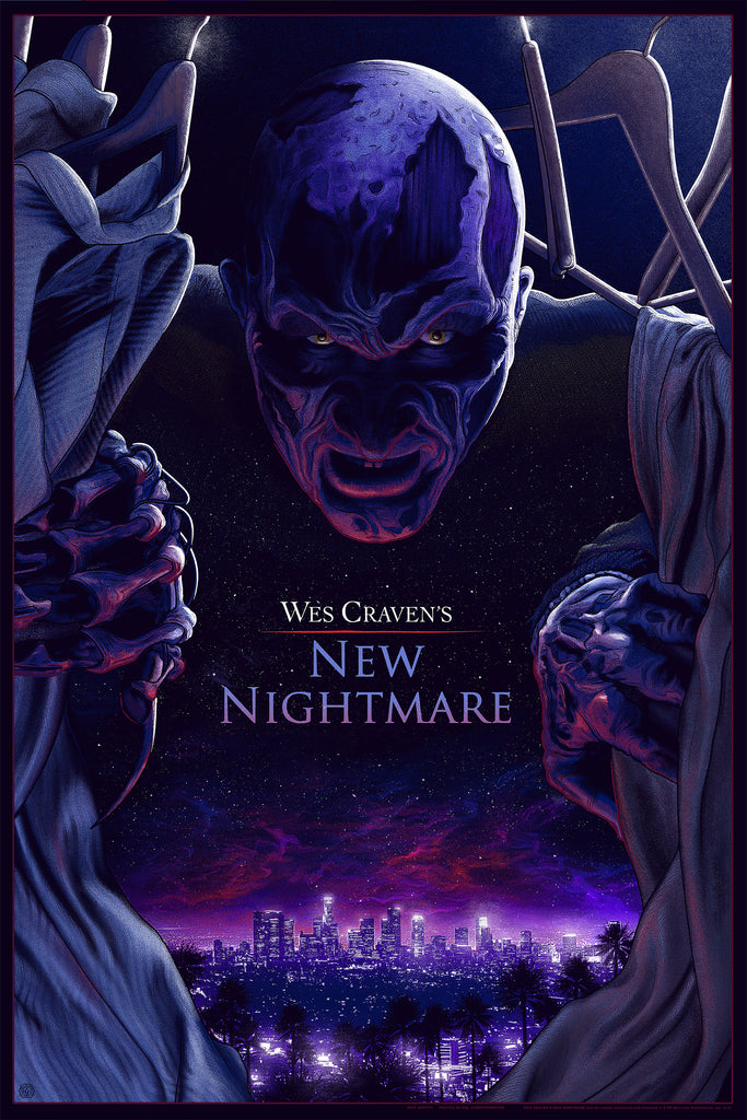 wes craven s new nightmare by mike saputo mondo