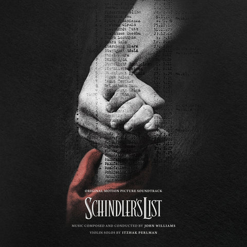Schindler's List - Original Motion Picture Soundtrack 2XLP