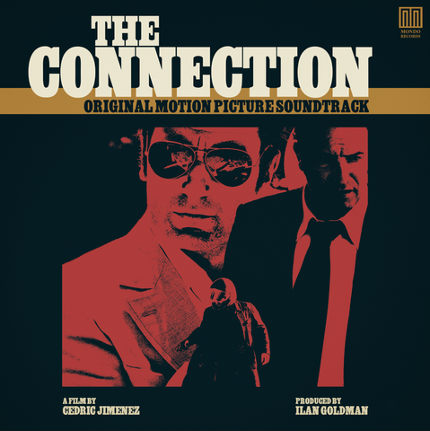 The Connection Original Motion Picture Soundtrack LP