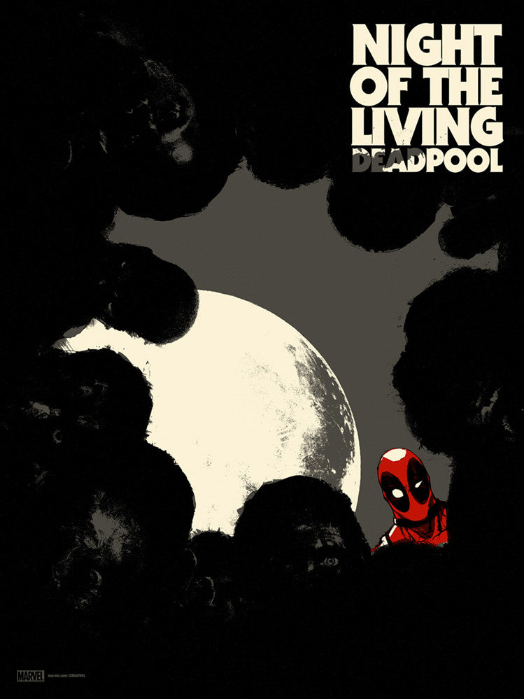 Night of the Living Deadpool 1