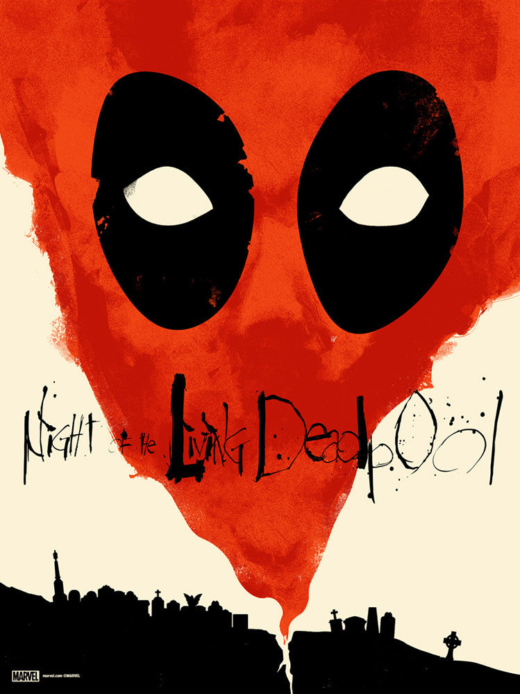 Night of the Living Deadpool 2