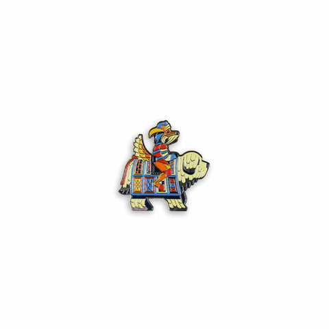 Sir Didymus and Ambrosius Enamel Pin (Pre-Order)