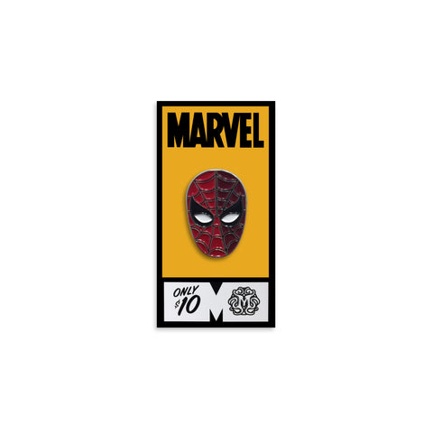 Spider-Man (1960s) Enamel Pin