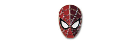 Spider-Man Enamel Pin