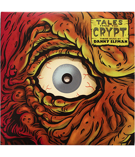 Tales from the Crypt 7 Inch Eye Cut