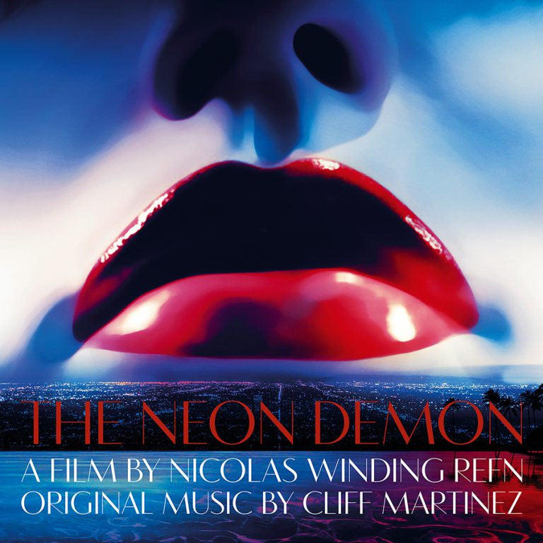 The Neon Demon - Original Motion Picture Soundtrack 2XLP