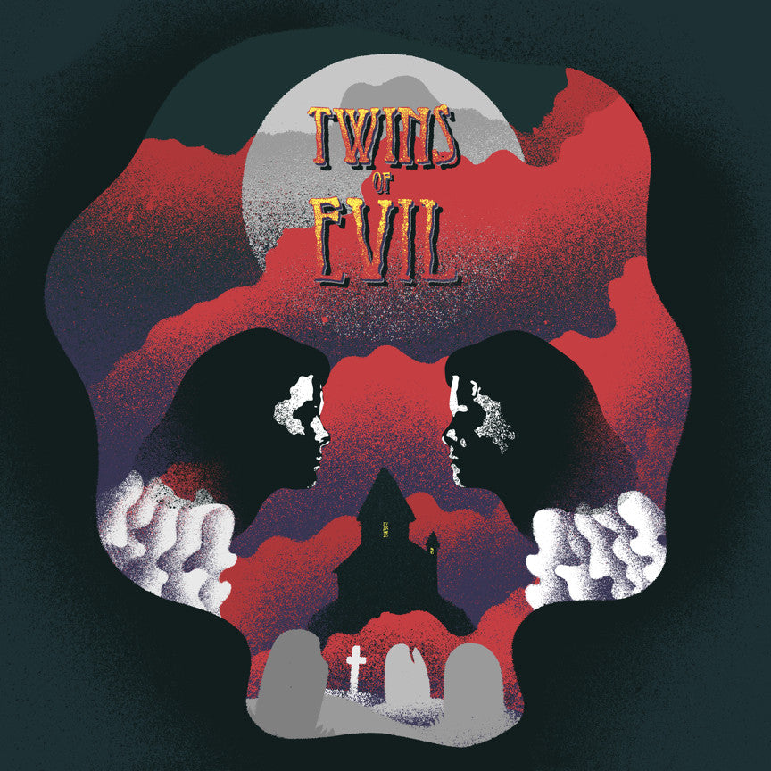 Twins Of Evil Original Motion Picture Soundtrack LP