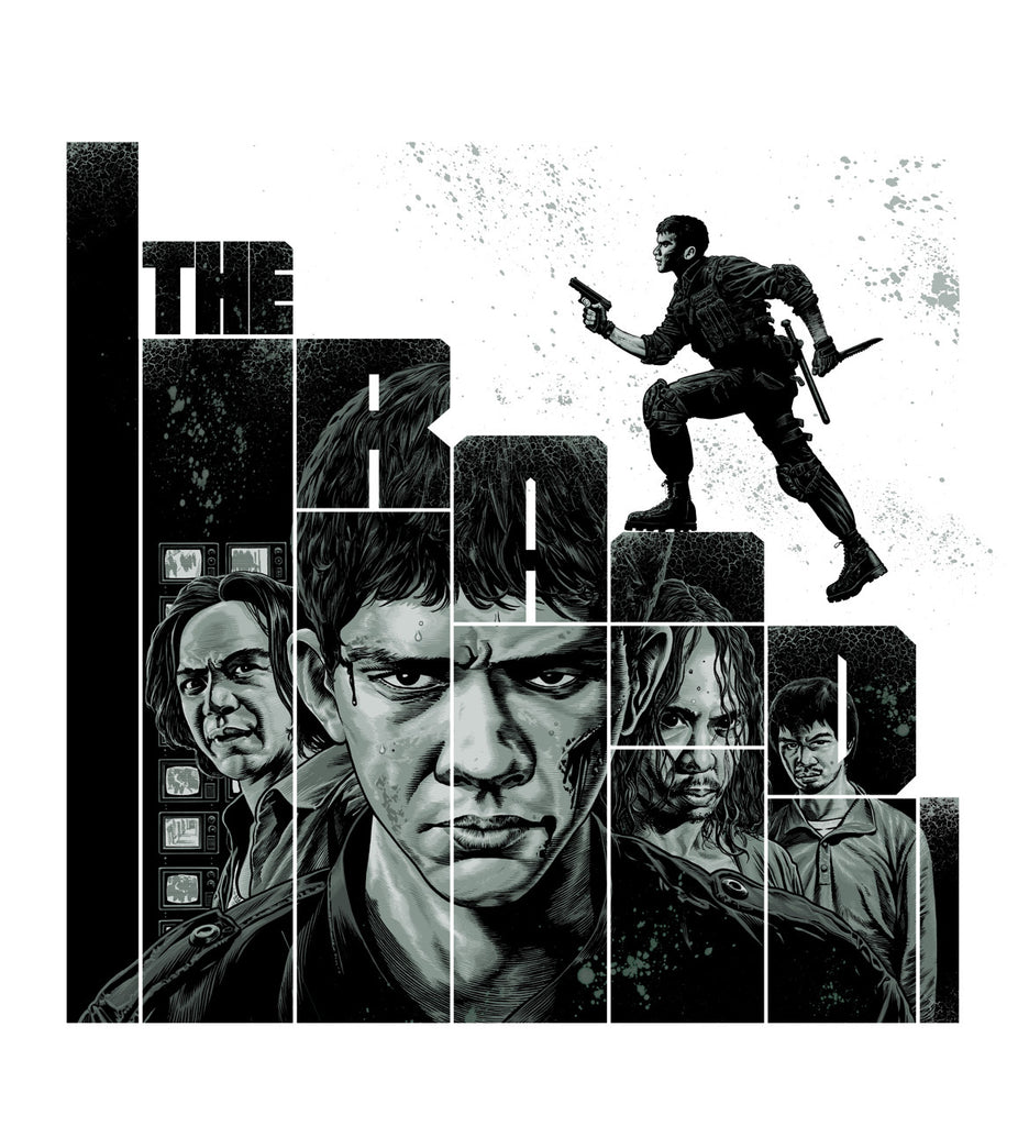 The Raid - Complete Original Indonesian Score LP