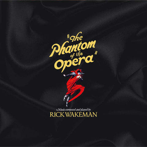 Phantom Of the Opera by Rick Wakeman (PRE-ORDER)