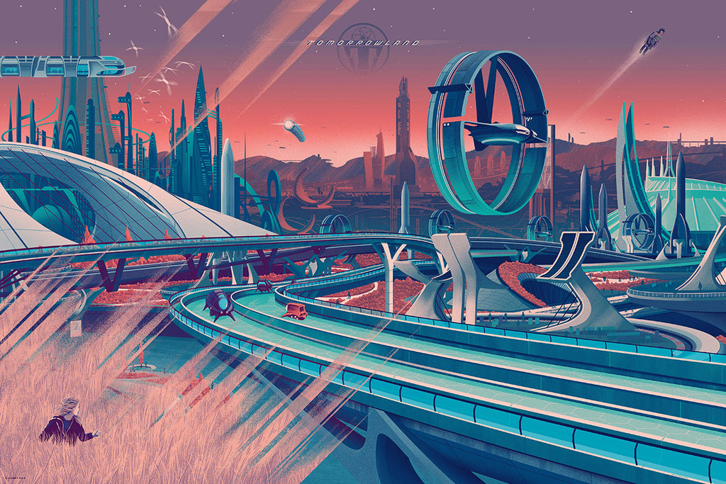 Tomorrowland (Variant)