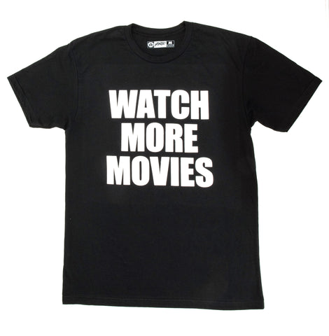 Watch More Movies T-Shirt