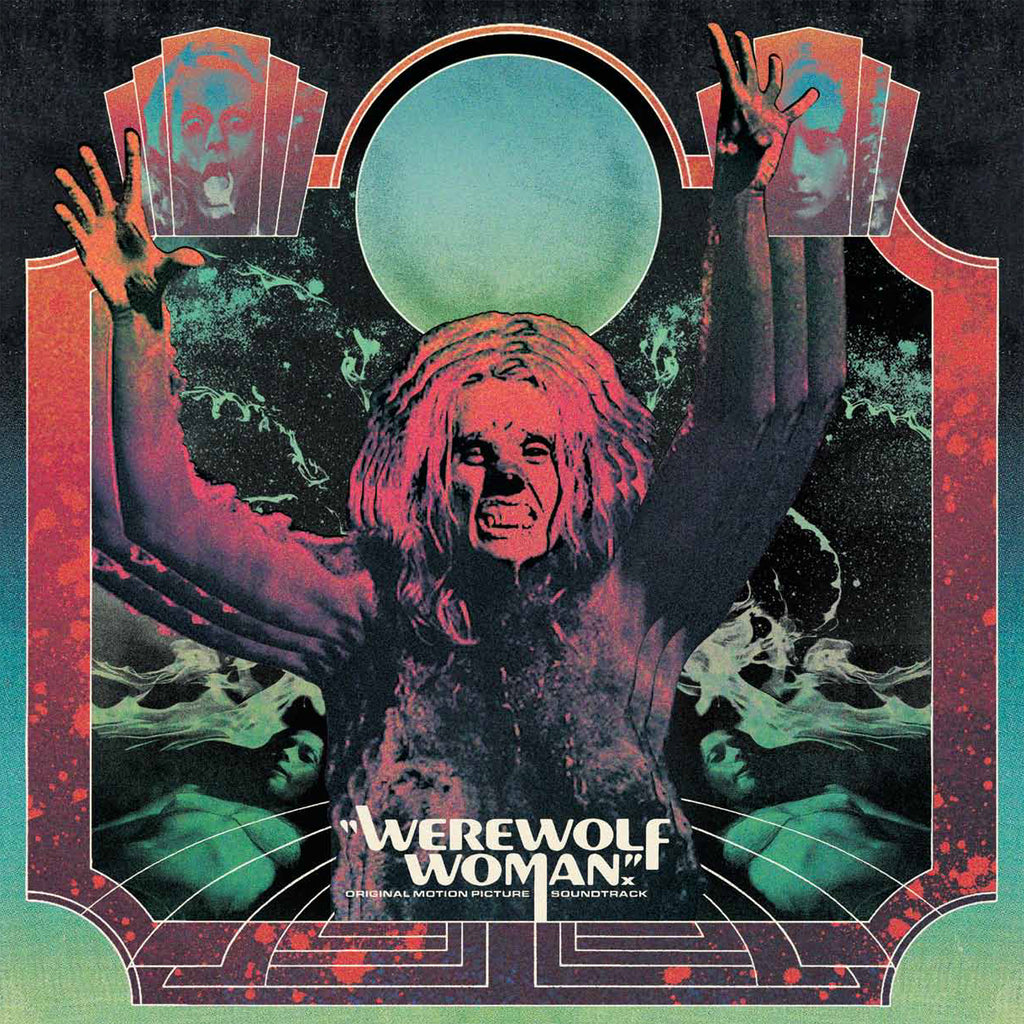 Werewolf Woman - Original Motion Picture Soundtrack LP