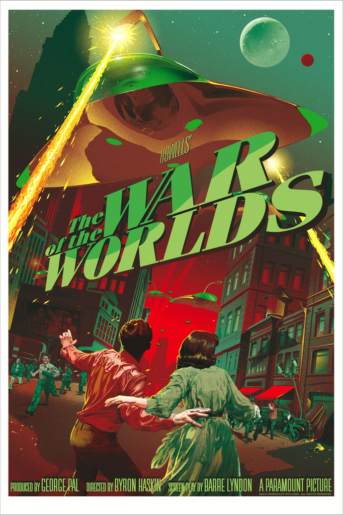 The War of the Worlds (Variant)