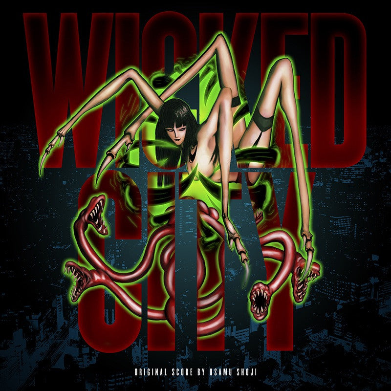 Wicked City - Original Soundtrack LP
