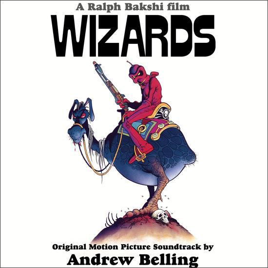 Wizards - Original Motion Picture Soundtrack
