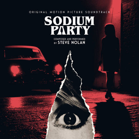 Sodium Party LP by Steve Nolan