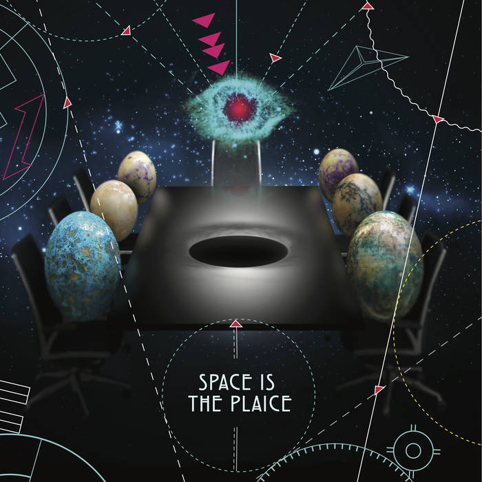 Space is the Plaice 3XLP