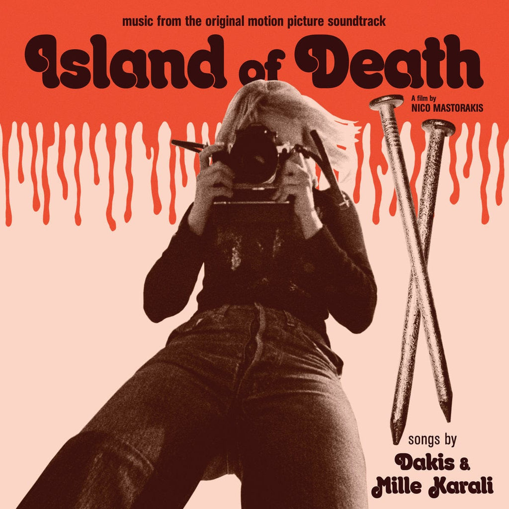Island Of Death - Original Motion Picture Soundtrack 7-Inch