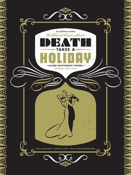 Death Takes A Holiday Aesthetic Apparatus poster