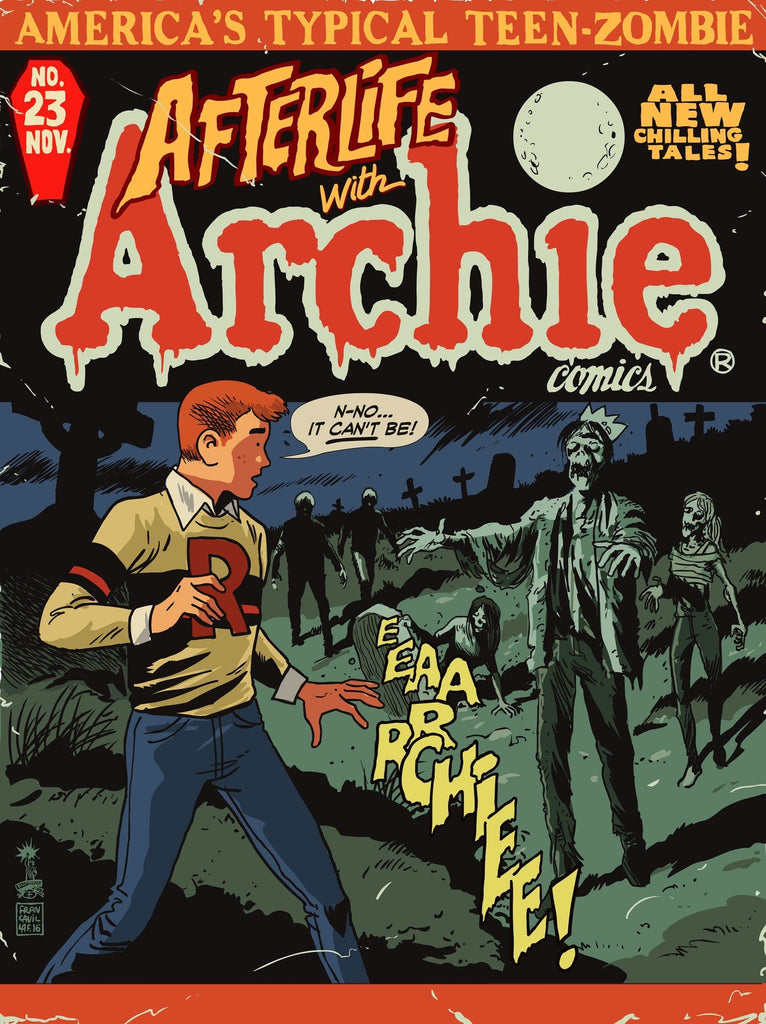Afterlife with Archie #23