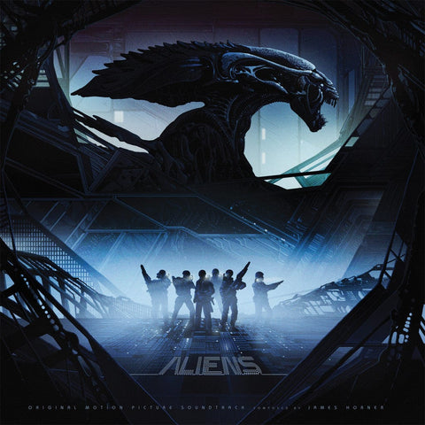 Aliens Original Motion Picture Soundtrack 2XLP