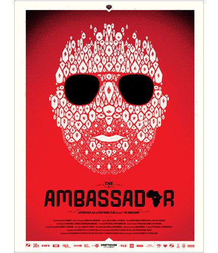 The Ambassador Delicious Design League poster