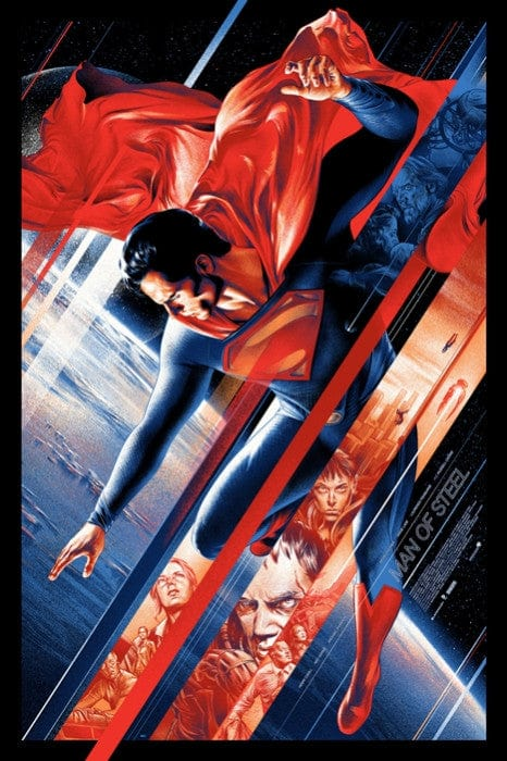 Man of Steel   Ansin Martin Ansin poster
