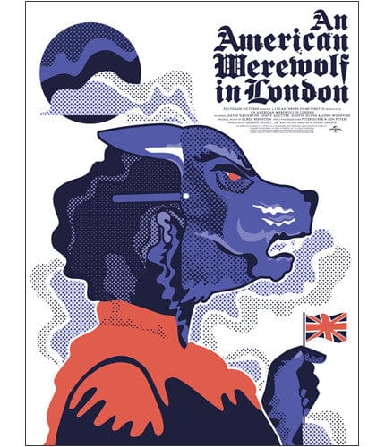 An American Werewolf in London We Buy Your Kids poster