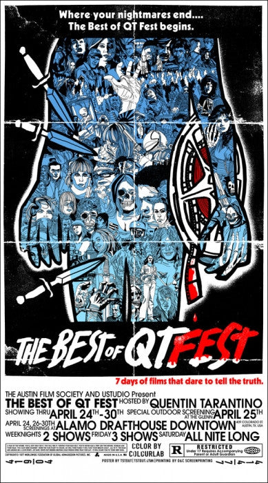 The Best Of QT Fest Tyler Stout poster