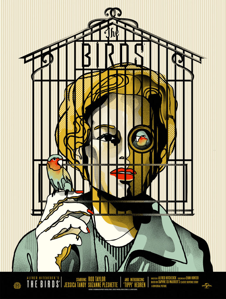 The Birds by We Buy Your Kids – Mondo