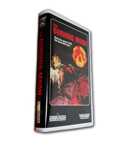 The Burning Moon VHS
