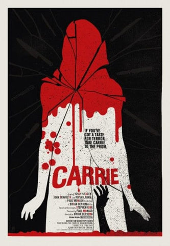 Carrie Methane Studios poster