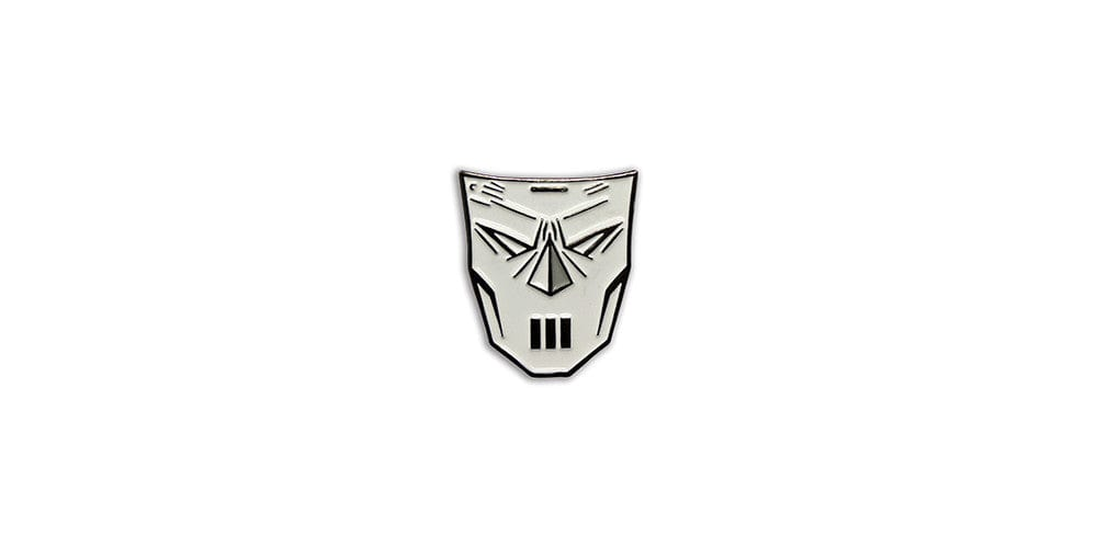 Casey Jones Enamel Pin