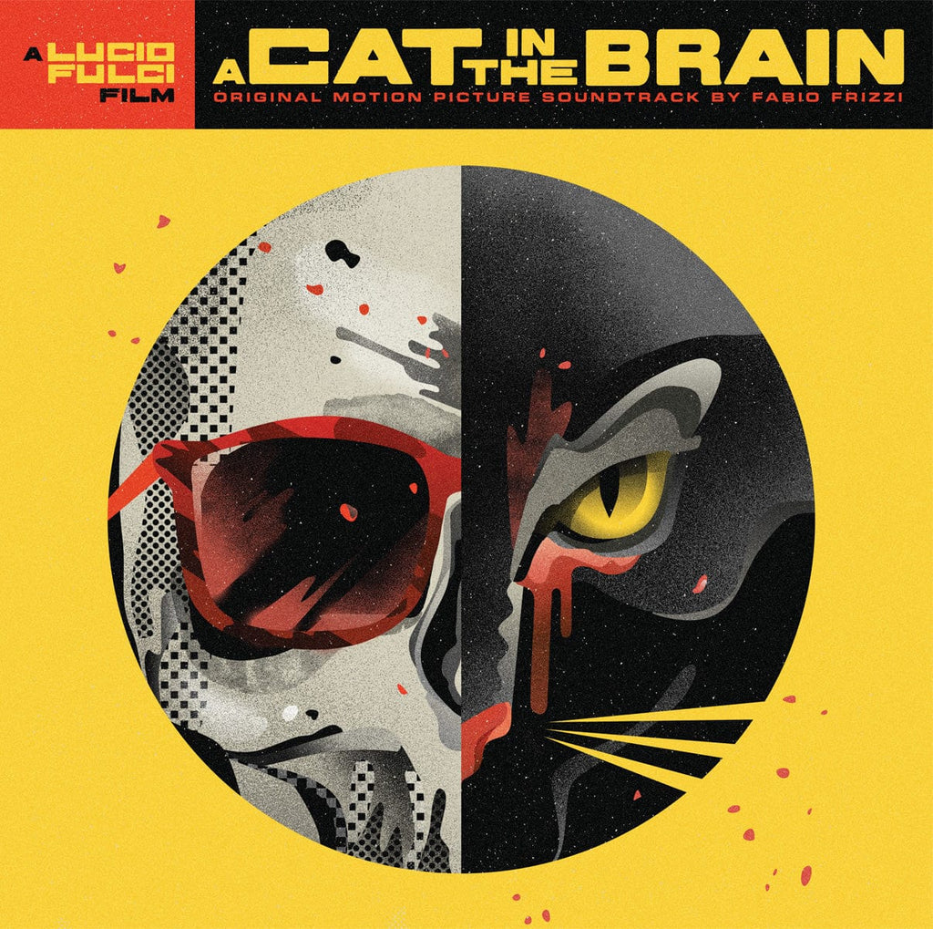 A Cat in the Brain - Original Motion Picture Soundtrack LP