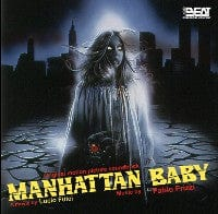 Manhattan Baby Original Motion Picture Soundtrack CD