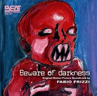 Beware The Darkness Original Motion Picture CD