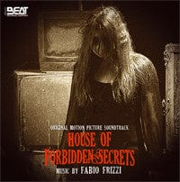 House Of Forbidden Secrets Original Motion Picture Soundtrack CD