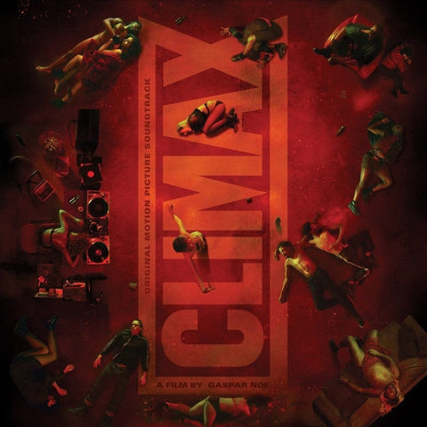 Climax - Original Motion Picture Soundtrack 2XLP