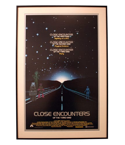 Close Encounters of the Third Kind Robert Brandenburg OG