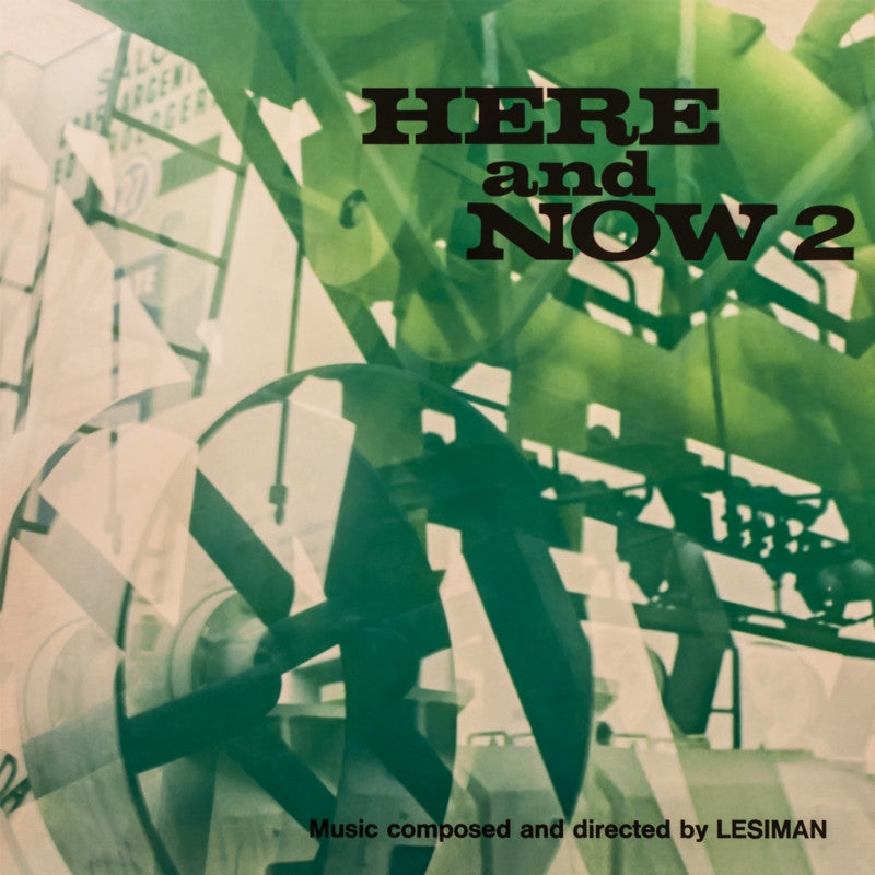 Lesiman - Here and Now Volume 2