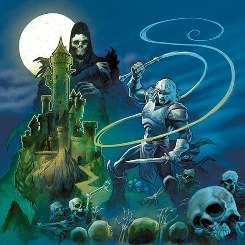 "Castlevania II: Simon's Quest - Original Video Game Soundtrack 10"" LP"