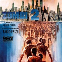 Un Gatto Nel Cervello / Zombi 2 Original Motion Picture Soundtrack CD