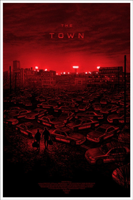 The Town Daniel Danger poster