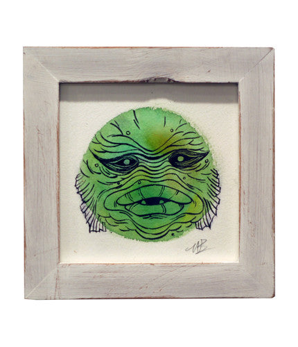 Little Creature from the Black Lagoon Delicious Design League OG