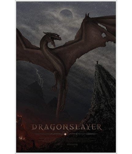Dragonslayer JC Richard poster