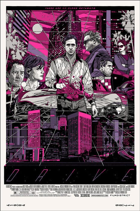 Drive (Cityscape)-Tyler Stout-poster