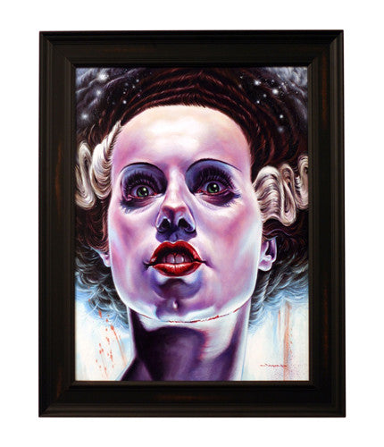 The Bride of Frankenstein Jason Edmiston OG