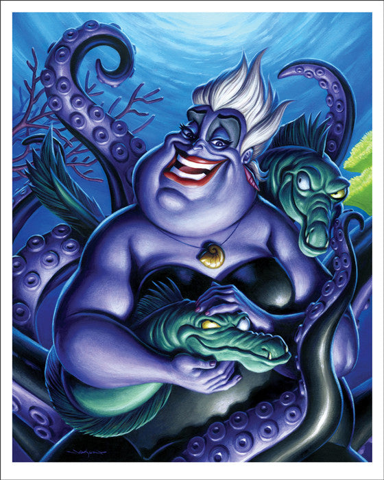 Ursula Jason Edmiston poster